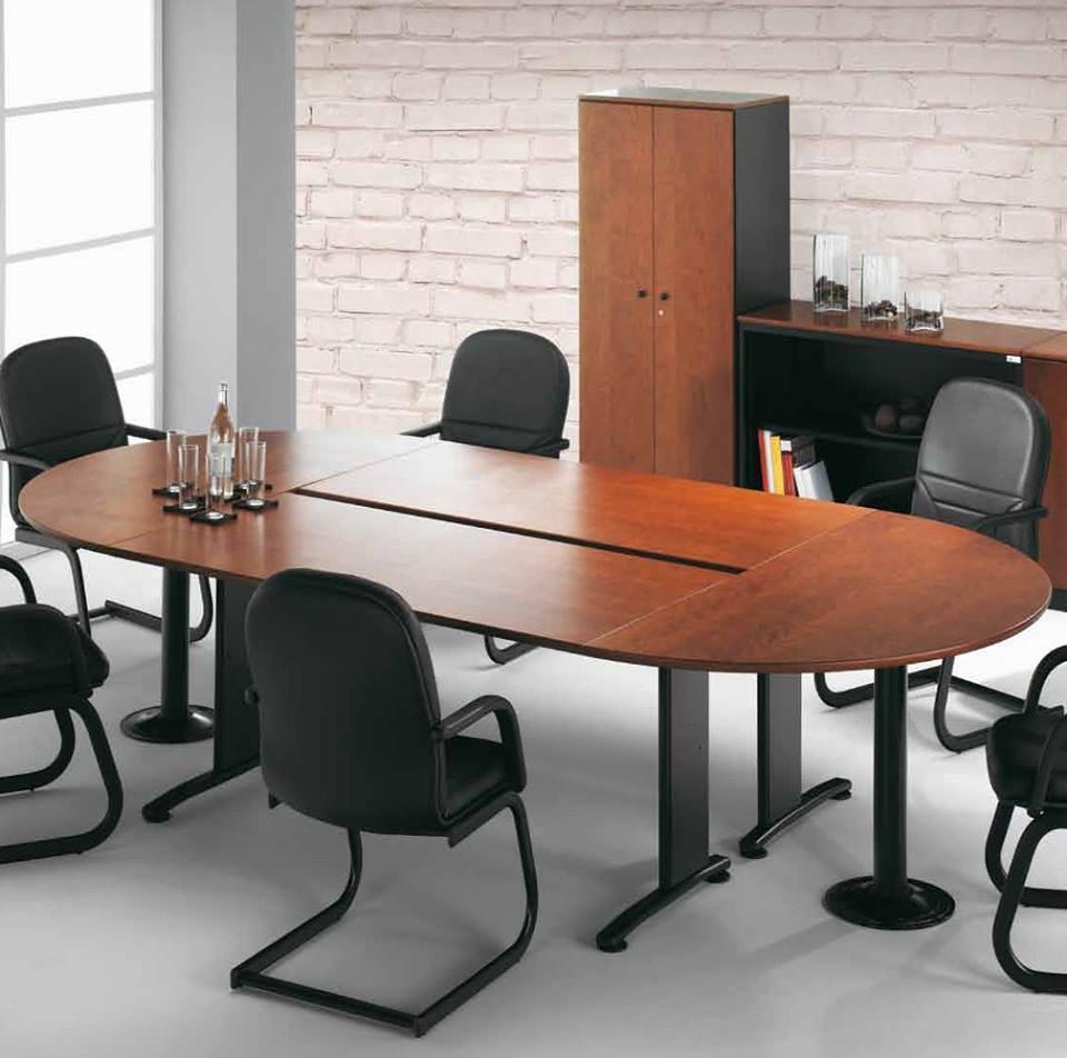 Mesa de Reuniões - Móveis Malheiro