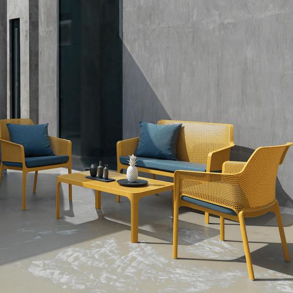 Cadeiras e mesa NET - Móveis Malheiro