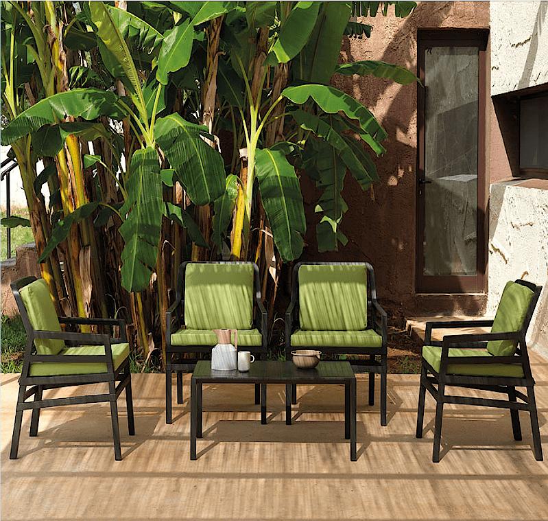 Cadeiras e mesa ARIA - Móveis Malheiro